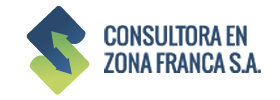 Consultora en Zona Franca